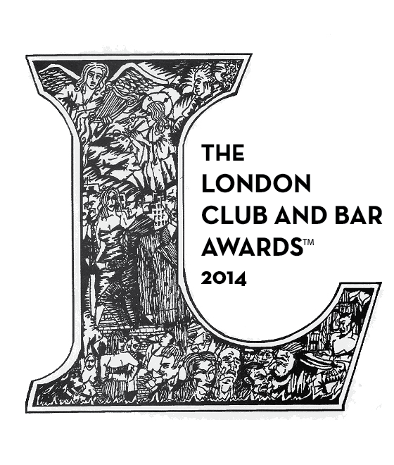 London Club and Bar Awards 2014
