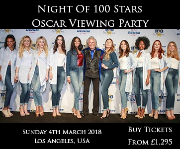 100 Stars Oscar Viewing Party