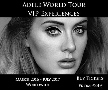 Adele VIP Experiences