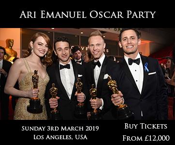 Ari Emanuel's Oscar Party