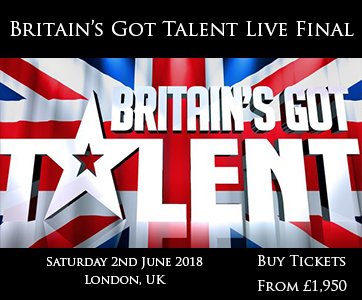 Britain's Got Talent Live Final
