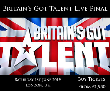 Britain's Got Talent Live Final
