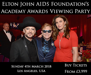Elton John AIDS Foundation's Academy Awards Viewing Party