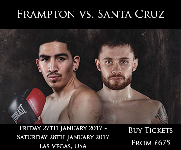 Frampton vs Santa Cruz