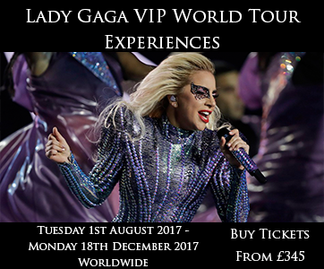 Lady Gaga VIP World Tour Experience