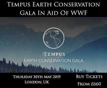 Tempus Earth Conservation Gala In Aid of WWF