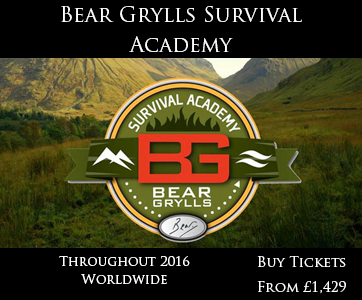 The Bear Grylls Survival Academy