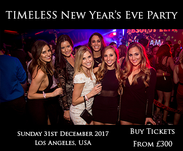 Timeless New Years Eve Party
