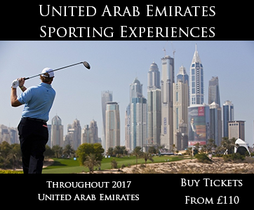 United Arab Emirates Sporting Experiences