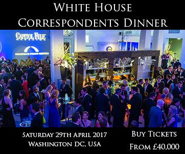 The White House Correspondents Dinner