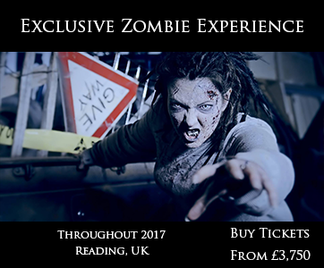 Exclusive Zombie Experience