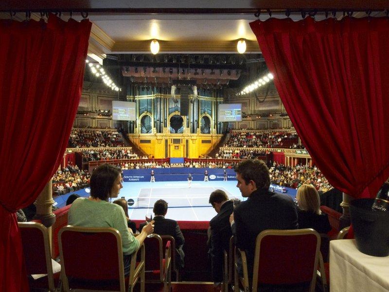 Tennis Hospitality