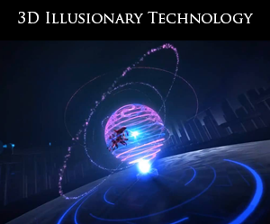 3D Illusionary Technology