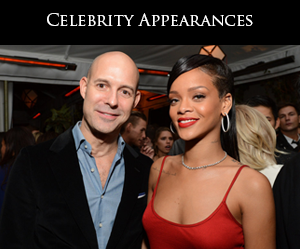 Celebrity Appearences