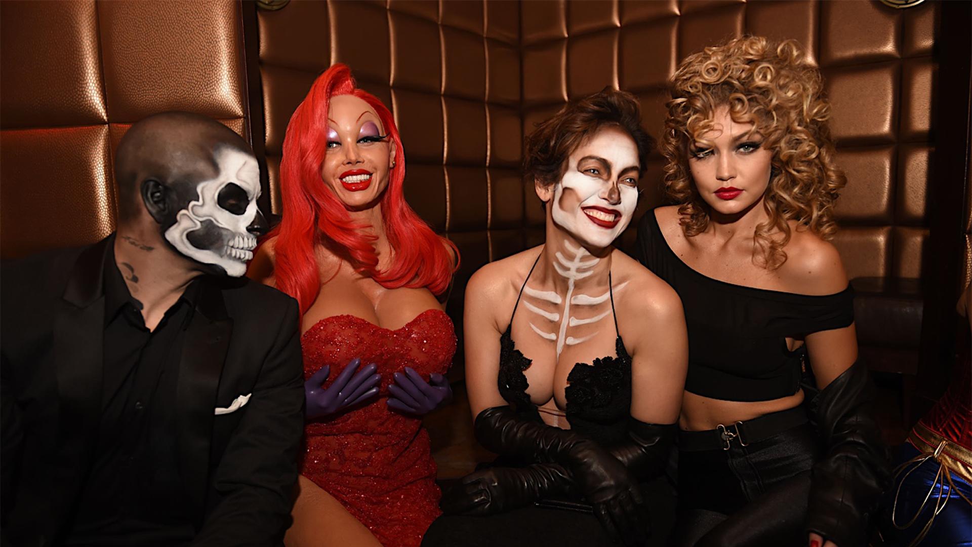 Heidi Klum's Halloween Party