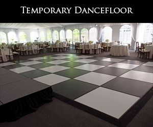 Temporary Dance Floor
