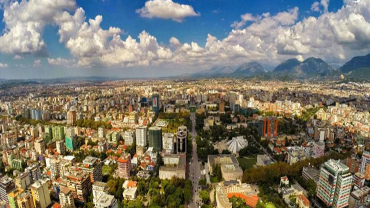 Albania city