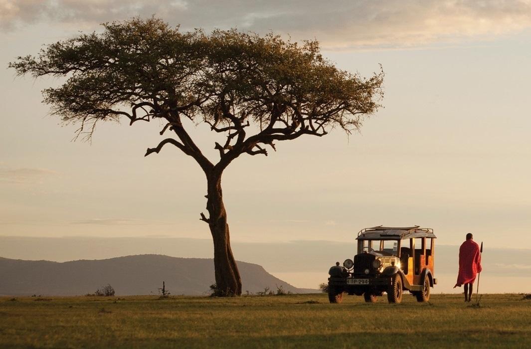 Masaimara, Kenya