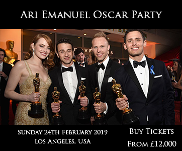 Ari Emanuel's Oscar Party