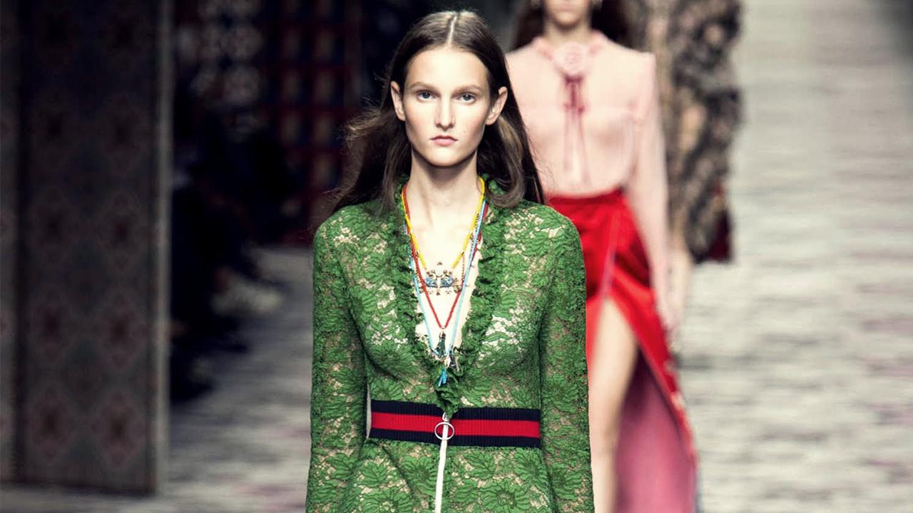 Milan Woman's Fashion Week Spring/Summer