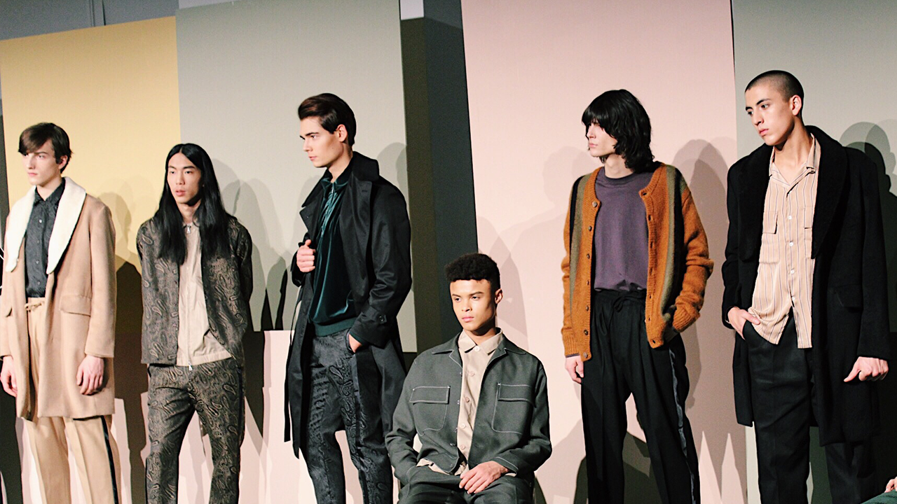 New York Men's Autumn/Winter