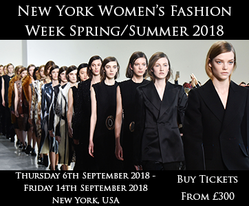 New York Women's Fashion Week S/S