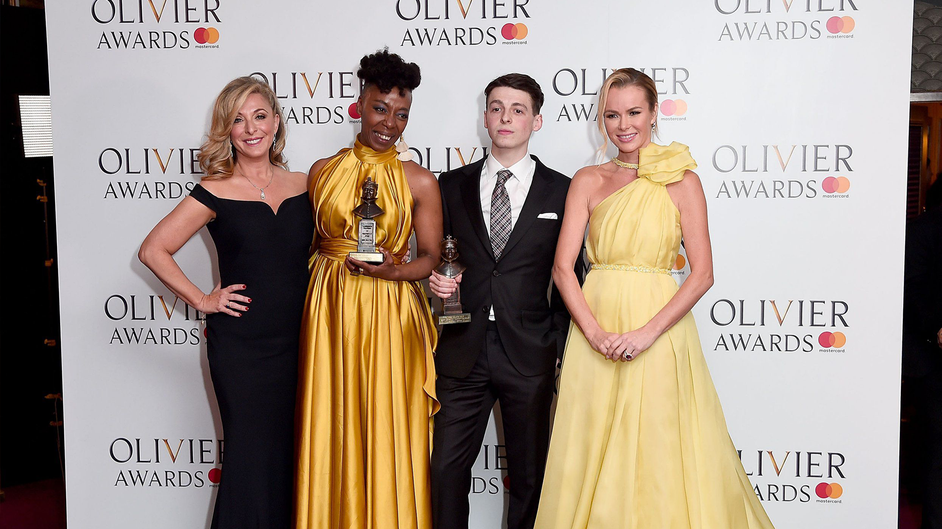 The Olivier Awards Awards