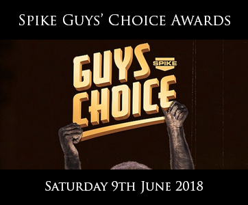 Spike Guys' Choice Awards