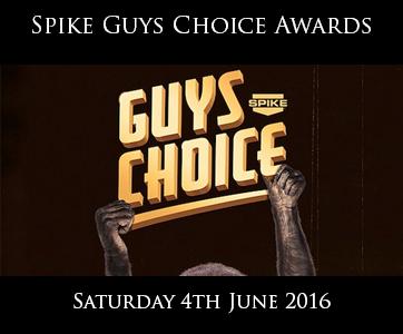 Spike Guys' Choice Awards