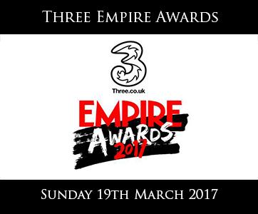 The Three Empire Awards 2016