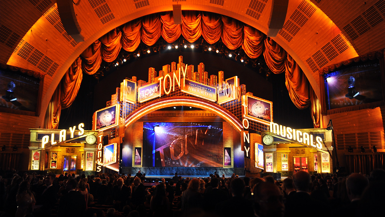 Tony Awards Classic Stage