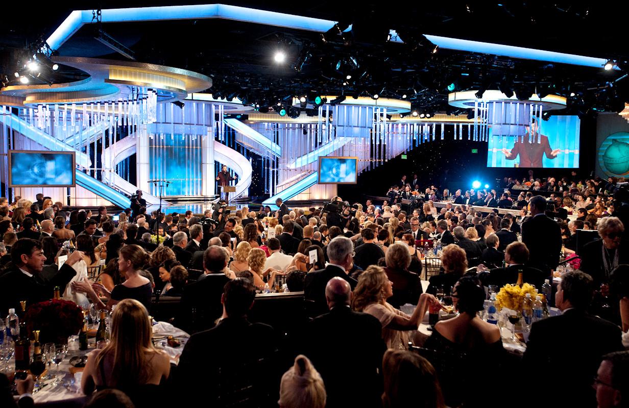 Golden Globe award shows