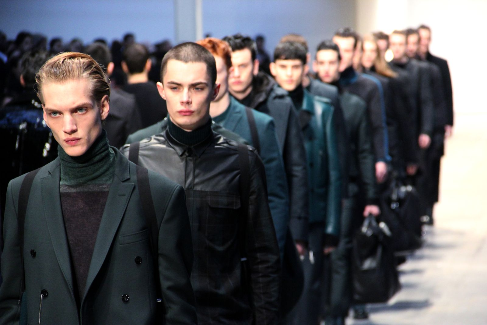 London Men's Autumn/Winter Fashion Week