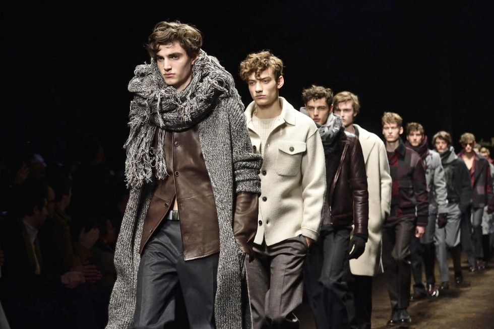 Fashion Week: Milan Men's Autumn/Winter