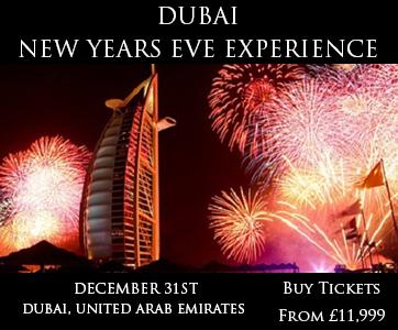 Dubai NYE