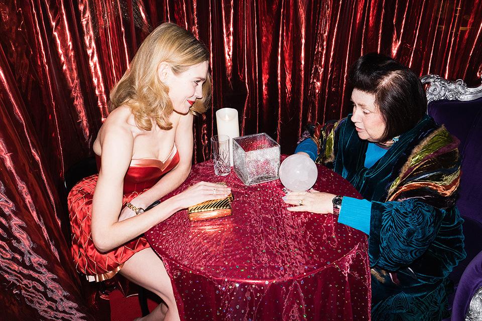 Natalia Vodianova's Fundraising Funfair