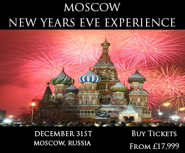 Moscow NYE