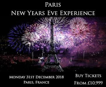 Paris NYE