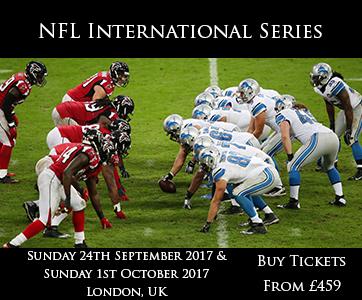 NFL International Series 2017