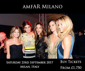 amFAR Milano