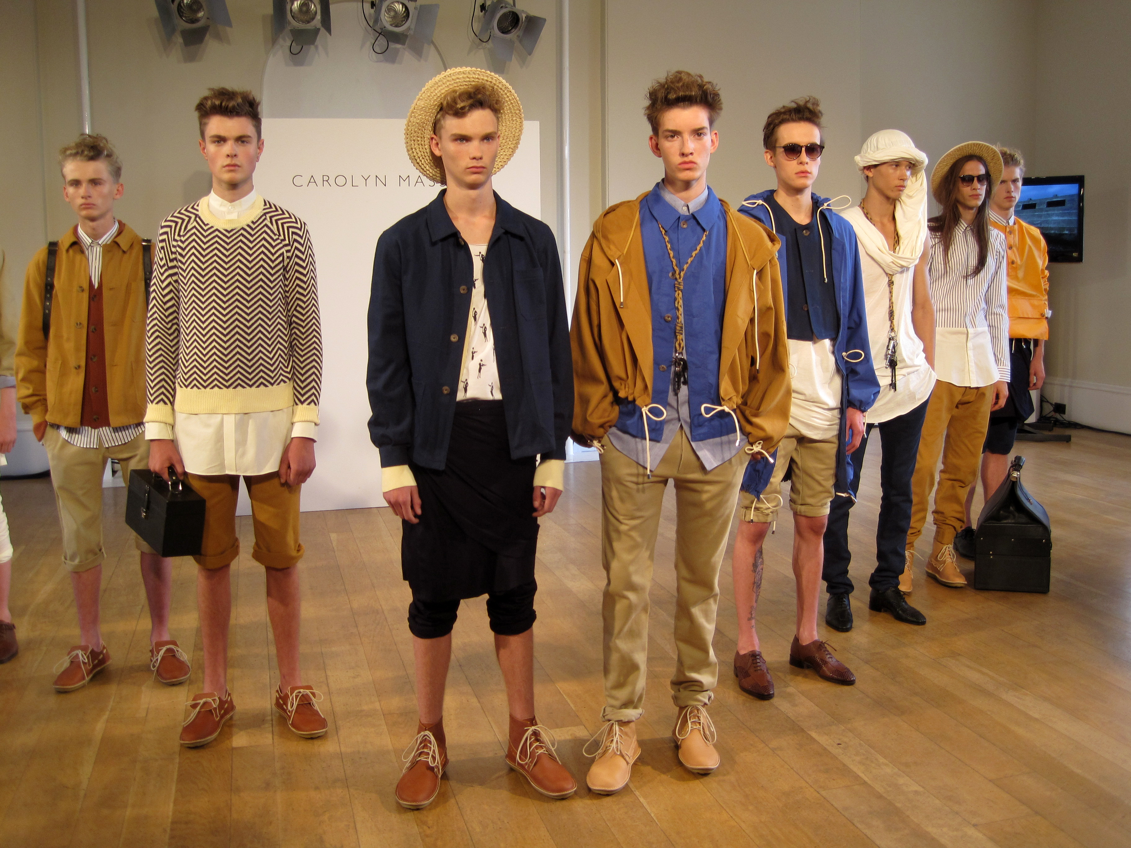 Milan Men's Fashion Week Spring/Summer