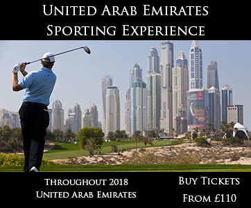 United Arab Emirates Sporting Experiences