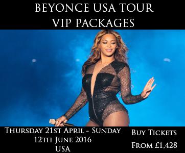 Beyonce USA