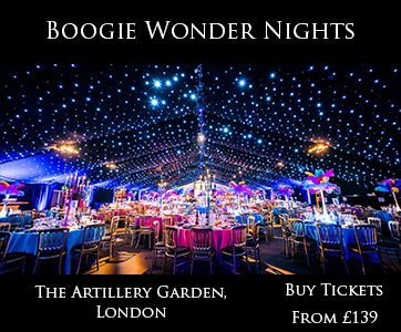 Boogie Wonder Nights Shared Christmas Party