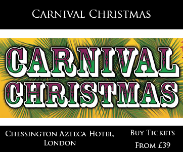Carnival Christmas Shared Christmas Party