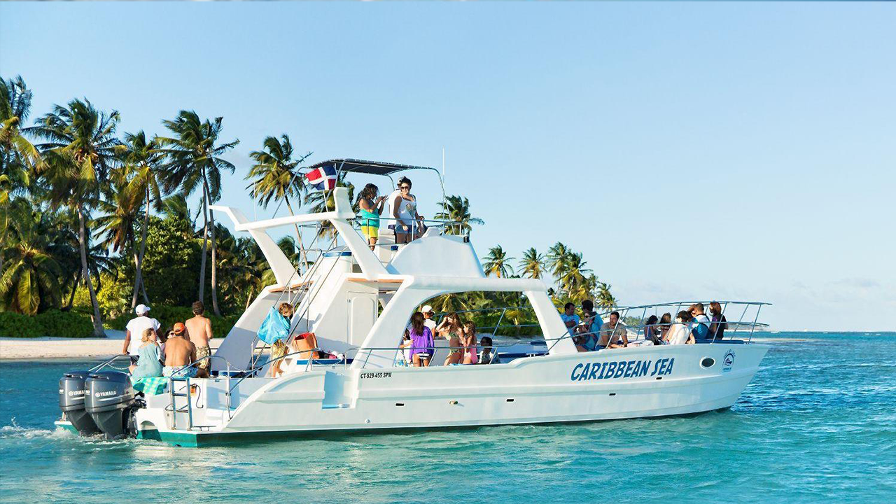 dom rep catamaran