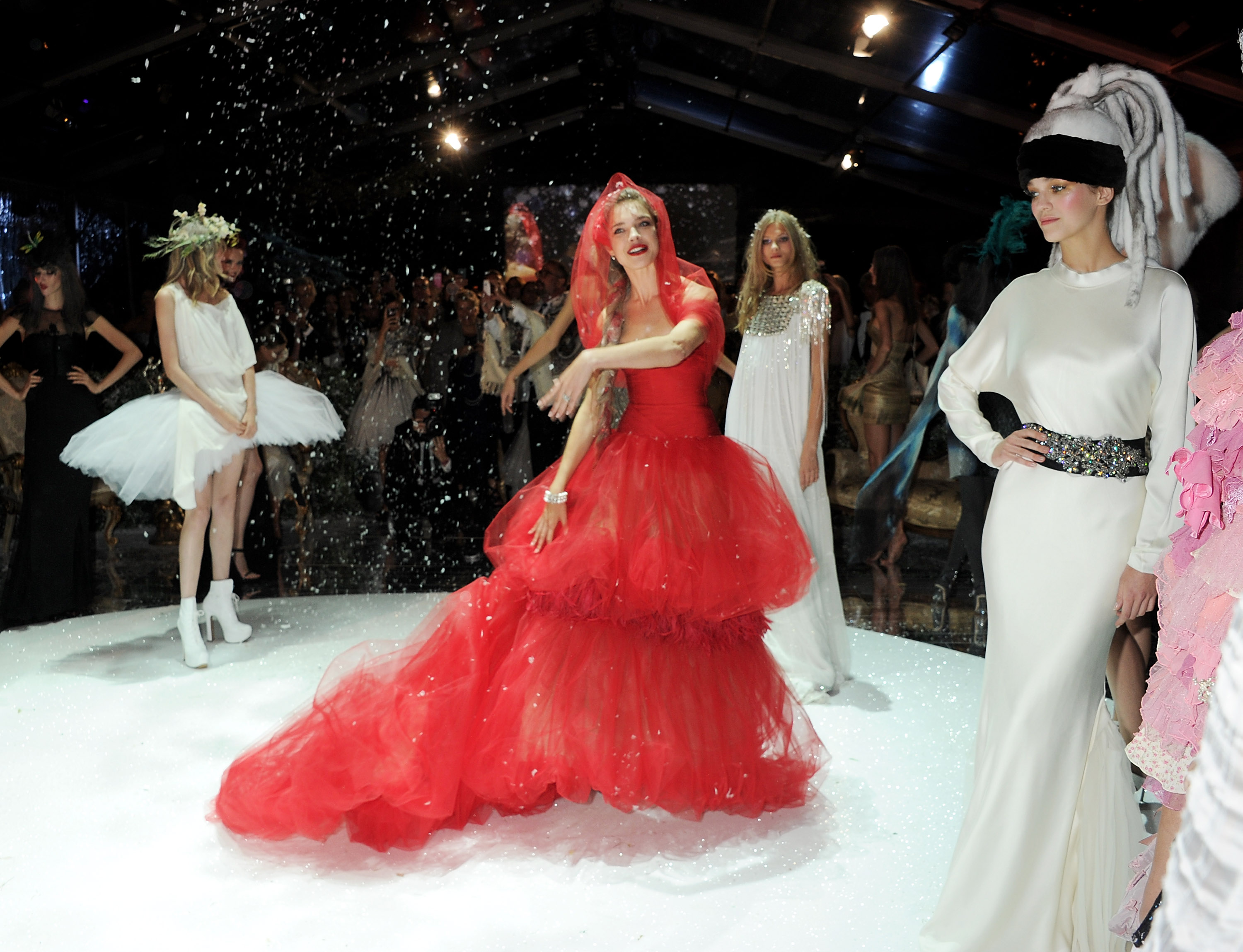 Natalia Vodianova's Love Ball