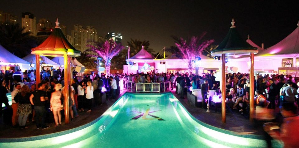 Dubai Party