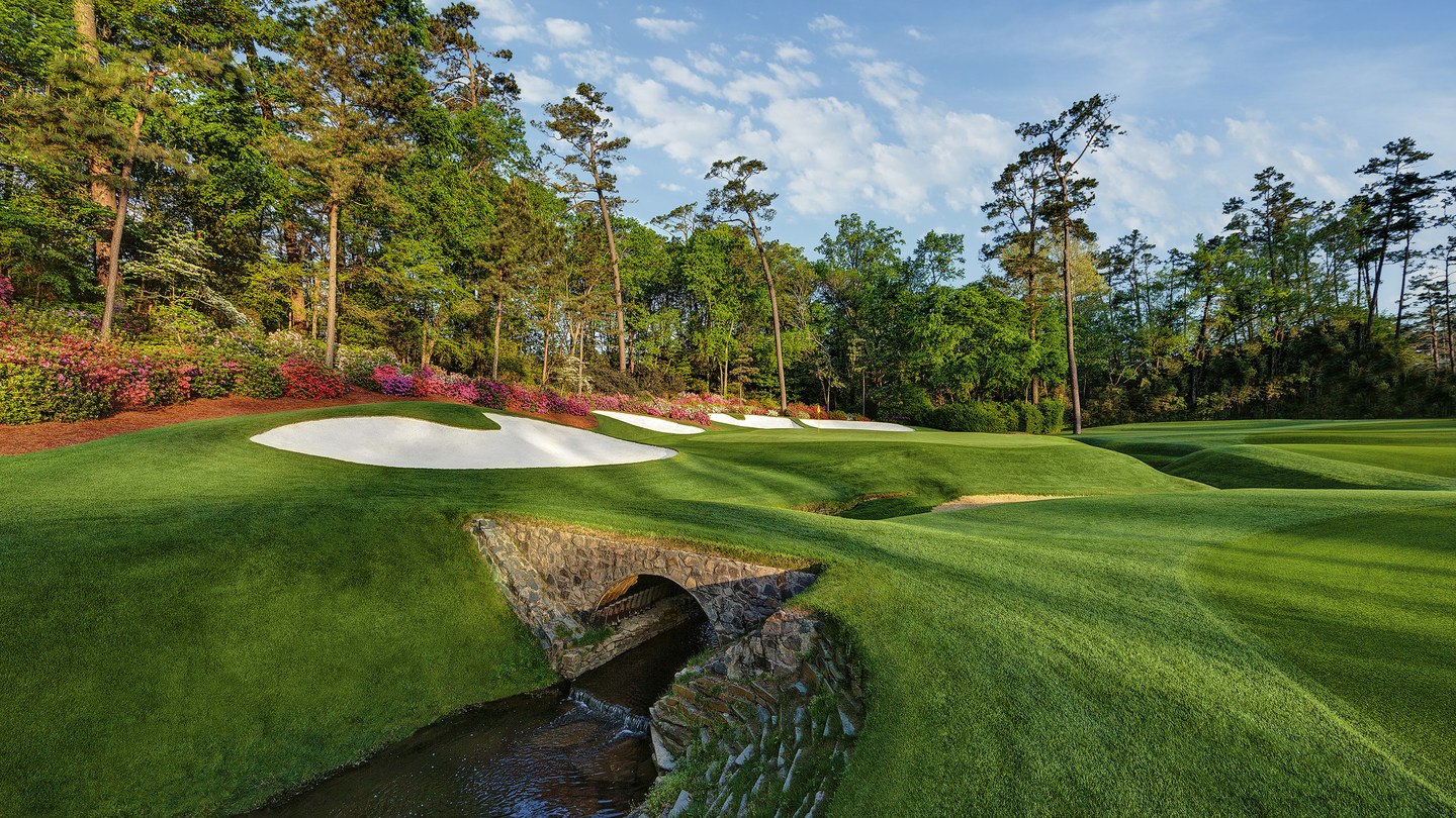 Augusta National Golf Club - Hole 13