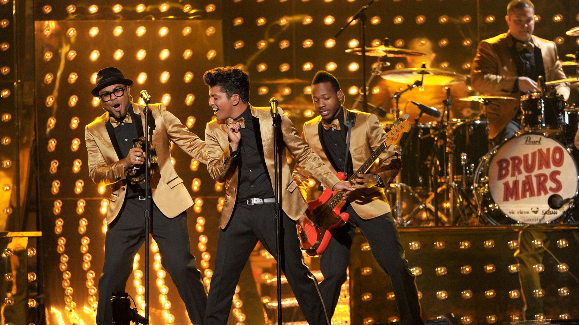 Bruno Mars Live 2